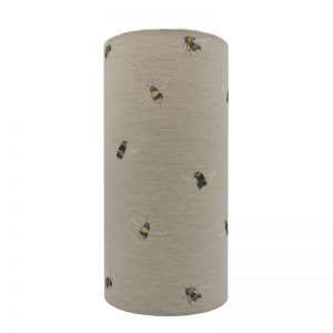 Busy Bees Tall Drum Lampshade
