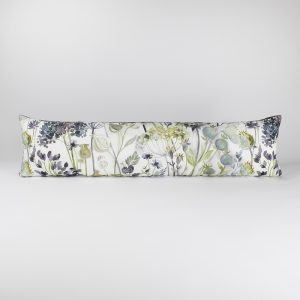 Voyage Hedgerow Blue Draught Excluder