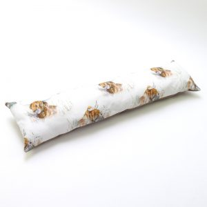 Voyage Highland Cattle Draught Excluder