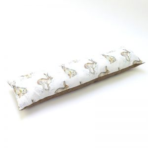 Voyage Hurtling Hare Draught Excluder