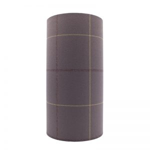 Winsford Lavender Tall Drum Lampshade