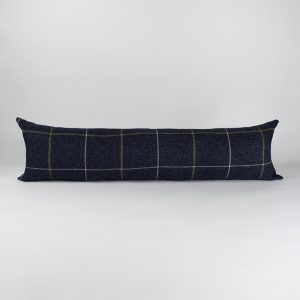 Winsford Navy Blue Draught Excluder