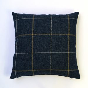 Winsford Navy Blue Cushion
