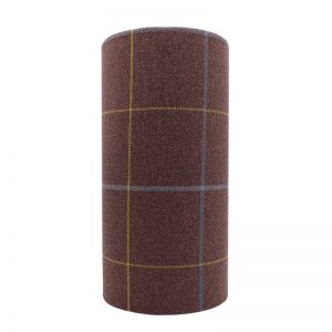 Winsford Plum Tall Drum Lampshade