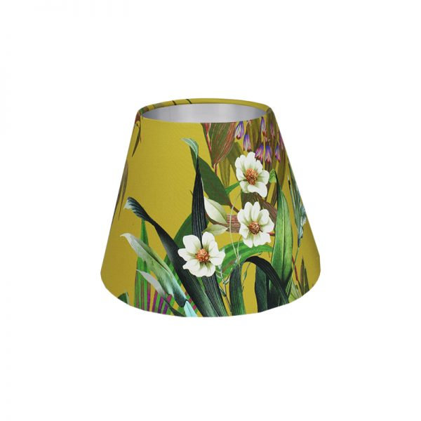 Josie Ochre Empire Lampshade