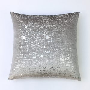 Zink Square Velvet Cushion