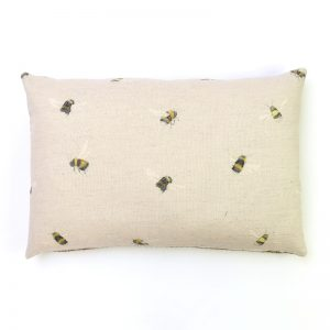 Voyage Busy Bees Rectangular Cushion