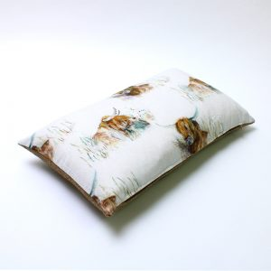Voyage Highland Cattle Rectangular Cushion