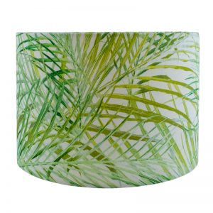 Bamboo Drum Lampshade