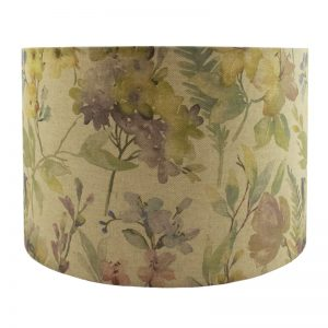 Meadow Drum Lampshade