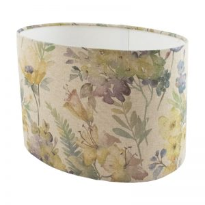 Meadow Oval Lampshade