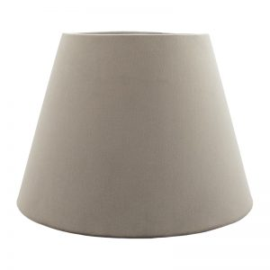 Mole Velvet Empire Lampshade