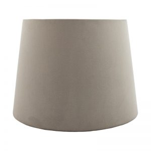 Mole Velvet French Drum Lampshade
