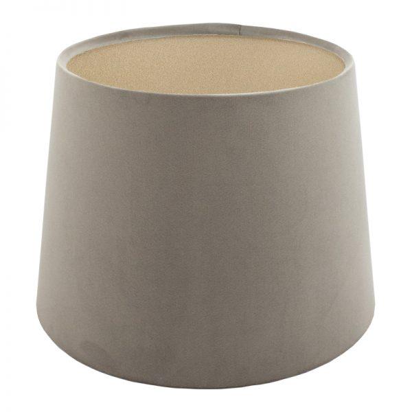 Mole Velvet French Drum Lampshade