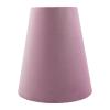 Lavender Velvet Tall Empire Lampshade