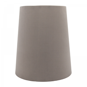 Mole Velvet Tall French Drum Lampshade