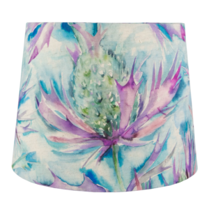 Voyage Braithwaite Thistle French Drum Lampshade