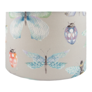 Voyage Garden Wings Drum Lampshade