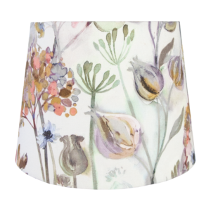Voyage Hedgerow Dusk French Drum Lampshade