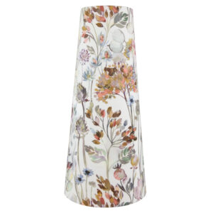 Voyage Hedgerow Dusk Tall Tapered Lampshade