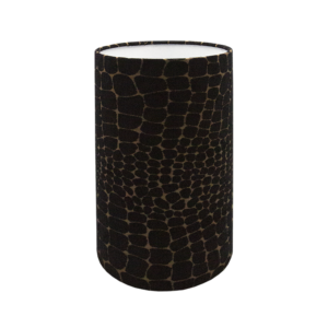 Kilimanjaro Bronze Tall Drum Lampshade