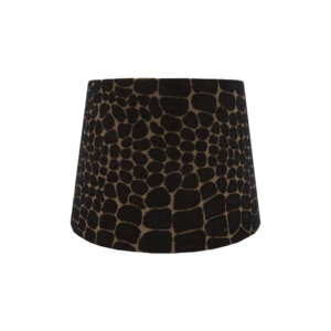 Kilimanjaro Bronze French Drum Lampshade