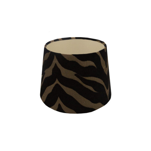 Limpopo Bronze French Drum Lampshade