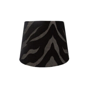 Limpopo Grey French Drum Lampshade