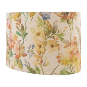 Meadow Autumn Oval Lampshade