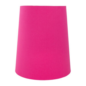 Sorbet Cotton Tall French Drum Lampshade