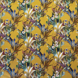 Josie Ochre Fabric