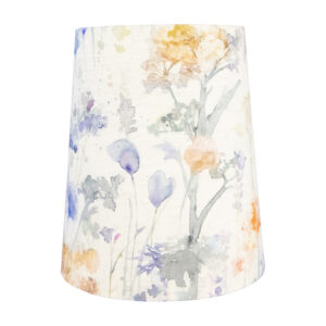 Voyage Iris Tall French Drum Lampshade