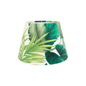Palm Velvet Empire Lampshade