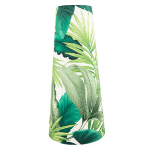 Palm Velvet Tall Tapered Lampshade