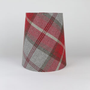 Balmoral Cherry Tall French Drum Lampshade