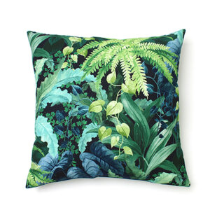 Botanical Square Cushion