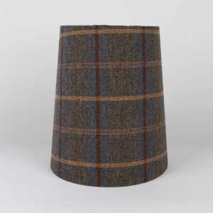 Margo Umber Tall French Drum Lampshade